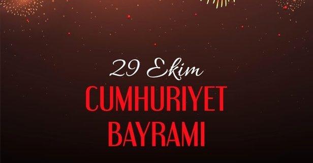 29 Ekim Cumhuriyet Bayramı mesajları şiirleri! En güzel anlamlı 29 Ekim Cumhuriyet Bayramı mesajları!