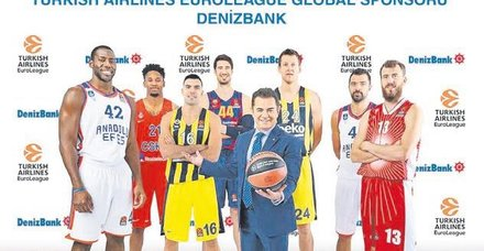 Turkish Airlines EuroLeague start alıyor