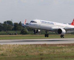 Yeni Havalimanına ilk yolcu uçağı indi!