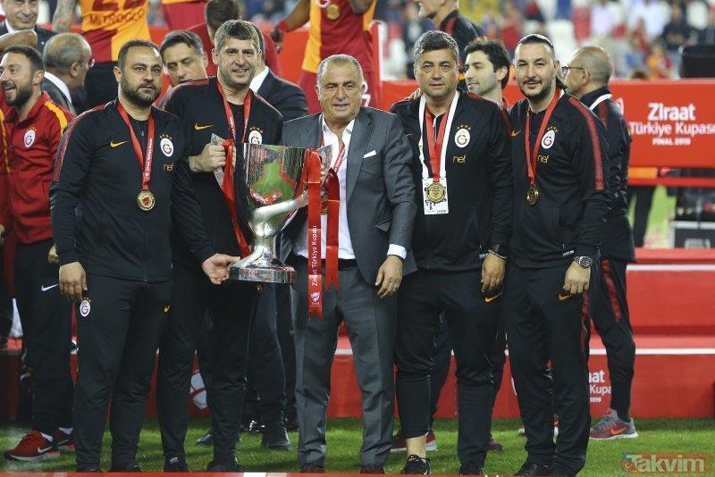 Fatih Terim Şampiyonlar Ligi kadrosu kuruyor! İşte Galatasaray'ın hedefindeki isimler...