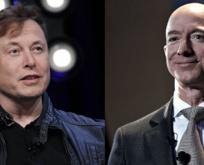 Musk ve Bezos arasında 15 yıllık kan davası