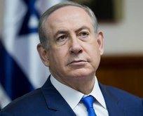 Netanyahu'dan gizli ziyaret