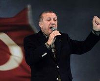 Başkan Erdoğan TAKVİM için kaleme aldı...