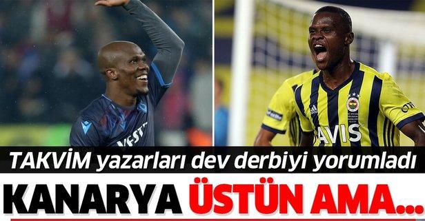 Kadro farkıyla Fenerbahçe