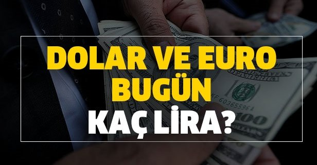 Dolar euro son durum! 4 Mayıs dolar euro döviz kurları ne kadar?