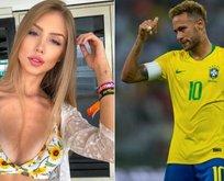 Neymar otel odası görüntüleri izle!