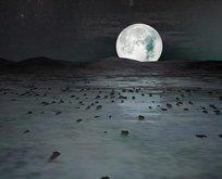 Çin'in uzay aracı Ay'a indi