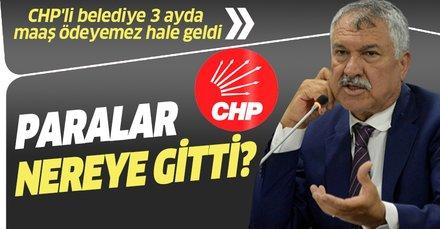 CHP'li Adana Büyükşehir Belediyesi 3 ayda maaş ödeyemez oldu