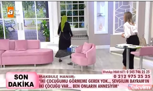 Esra Erol'da canlı yayınında şok gelişme! Makbule Tunçbilek izleyicinin tepkisi üzerine stüdyoyu terk etti!