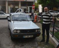 Hiç İstanbul'a gelmedi ama köprü cezası yedi