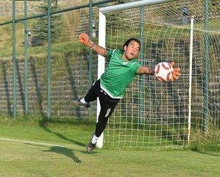 Trabzonspor'a yeni kaleci!