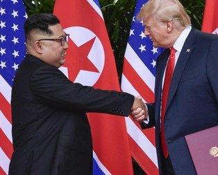 Trumptan flaş açıklama: Çok yakında görüşeceğiz