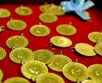 Serbest piyasada çeyrek altın 487 lira oldu!