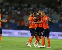 Medipol Başakşehir sezona galibiyetle başladı