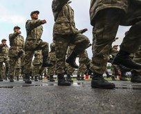 Irak-Suriye, Orta Afrika ve Lübnan'da görev yapan Türk askerleri...