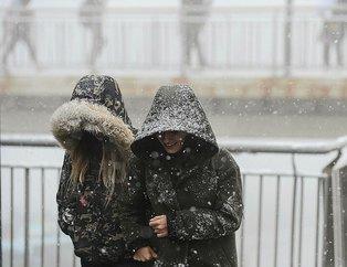 Meteoroloji'den kuvvetli yağış uyarısı! İstanbul'da okullar tatil olacak mı? 13 Aralık 2018 Perşembe hava durumu