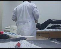 Sapık doktor skandalında genç kadının ifadesi ortaya çıktı