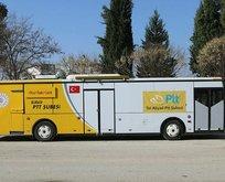 Tel Abyad'da hizmete başladı!