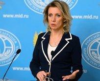 Esed güçlerini vuran ABDye Rusyadan sert tepki