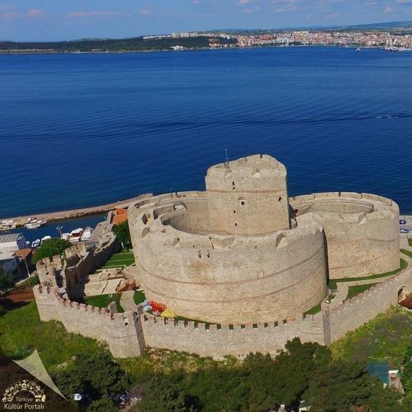 Kültür Bakanlığı Türkiyenin en görkemli kalelerini açıkladı