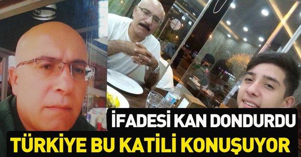 Türkiye'nin konuştuğu katilin ifadesi kan dondurdu!