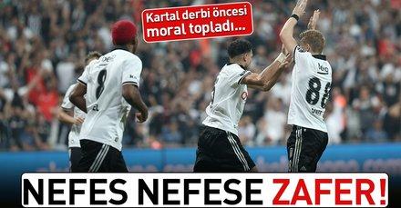 Beşiktaş: 2 - Yeni Malatyaspor: 1 | MAÇ SONUCU
