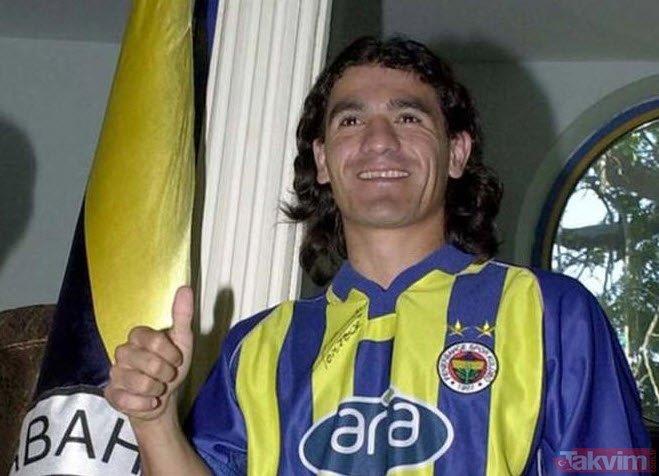 Galatasaray'ın yıldızlarından biriydi onu hatırladınız mı? Görenler inanamadı