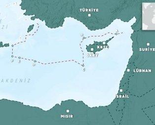 Türkiye bölgede sondaja başlayabilir!