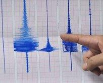 O ilimizde deprem! AFAD duyurdu