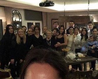 Hülya Avşar'ın paylaştığı fotoğraf olay oldu...