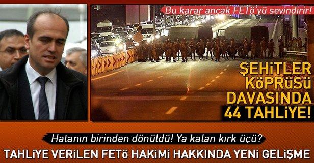 Balyoz hakimi Ömer Dikene yeniden tutuklama kararı