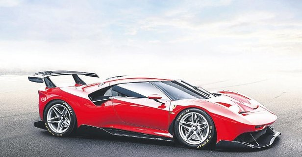 Özel Ferrari!
