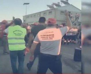 CHP'li Maltepe Belediyesi'nde işçilerin maaş isyanı