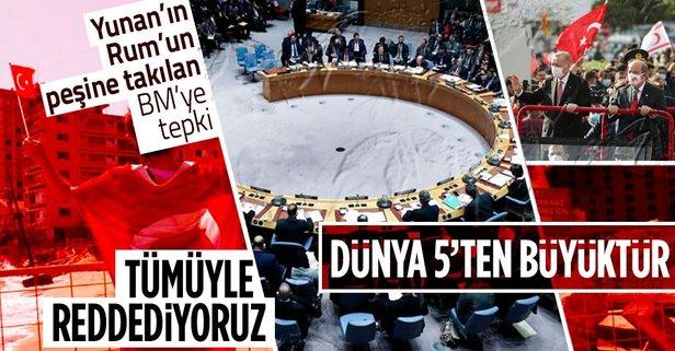 Dışişleri Bakanlığı'ndan BM'ye 'Maraş' tepkisi!