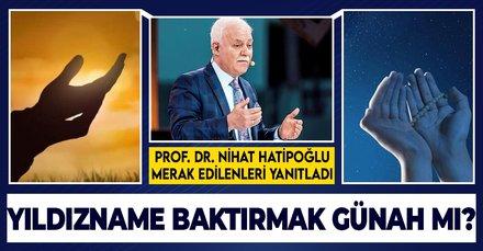 Prof. Dr.Nihat Hatipoğlu: İşi ehline verin   6Mayıs 2021