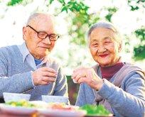 Uzun yaşamın sırrı Japonlarda!
