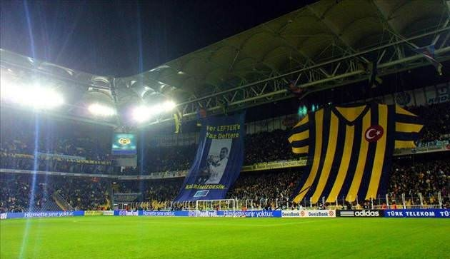 Fenerbahçe-Kayserispor