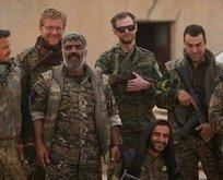 Terör örgütü PYD/YPGnin yabancı teröristleri
