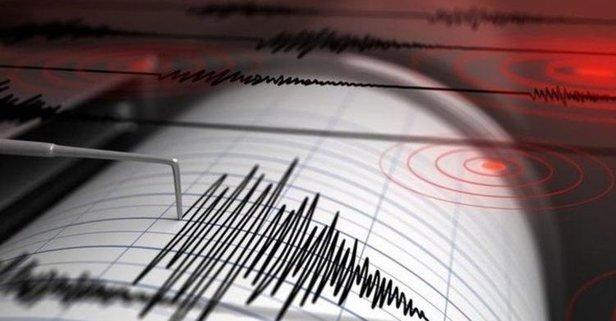 Hatay Samandağ'da deprem!