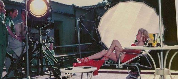 Marilyn Monroenun hiç görülmemiş anları ortaya çıktı! İşte Marilyn Monroenun hamilelik fotoğrafları...