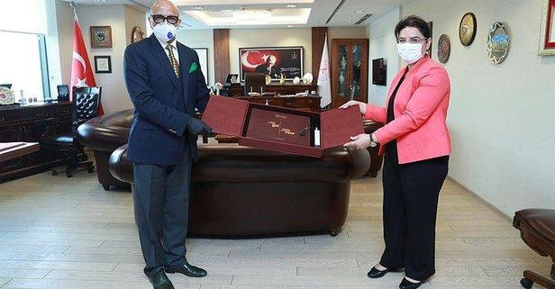 İmzalar atıldı: Türkiye'den o ülkeye sağlık alanında destek