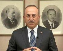 Bakan Çavuşoğlu'ndan flaş Montrö Sözleşmesi açıklaması