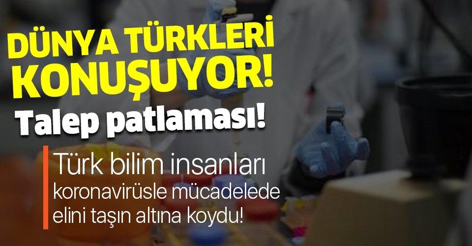 Dünya Türkleri konuşuyor! Talebe yetişemiyorlar!