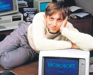 Her şey Billgisayar merakı ile başladı