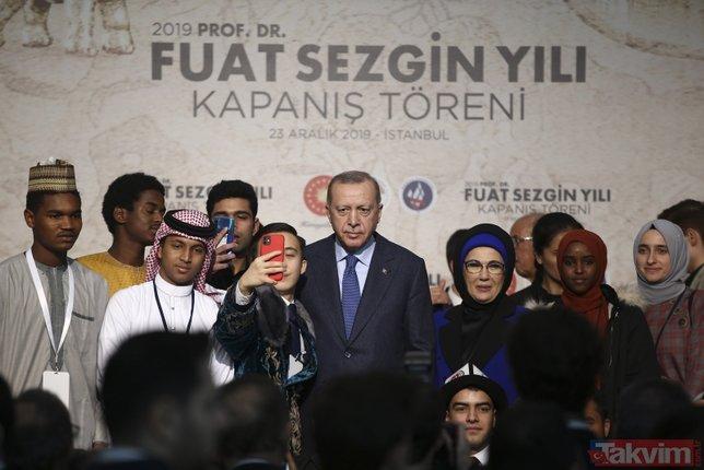 İstanbul Havalimanı'nın 50 milyonuncu yolcusuna hediyesini Başkan Erdoğan verdi