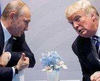 Putin'den Trump'a istihbarat teşekkürü
