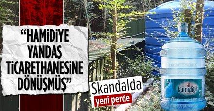 İBB'nin Hamidiye su skandalı büyüyor! Geçen sene İBB Meclisi'nde CHP'nin uyarıldığı ortaya çıktı