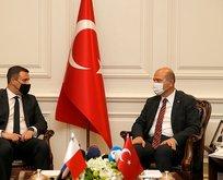 İçişleri Bakanı Süleyman Soylu Maltalı mevkidaşı ile görüştü