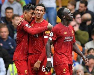 Haftanın maçında gülen Liverpool oldu