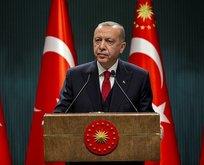 Başkan Erdoğan aşı için tarih verdi